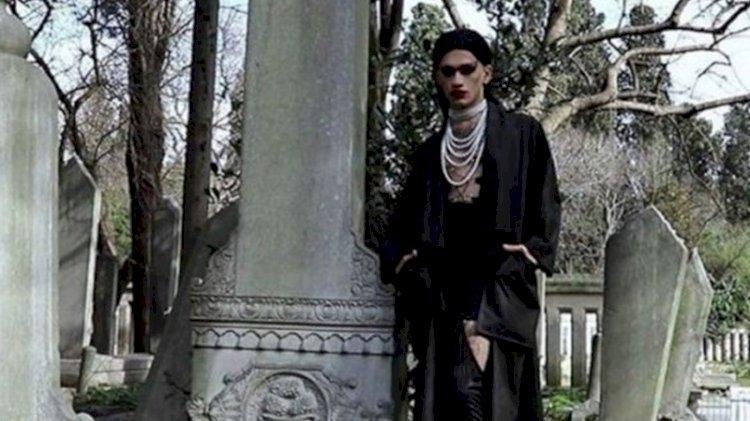 Mezarlıkta çekilen klip için istenen ceza belli oldu