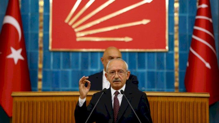Kılıçdaroğlu: Devlet Bahçeli'ye yürekten teşekkür ediyorum