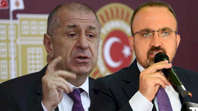 Ümit Özdağ'dan AKP'li Bülent Turan'a yanıt: Siz önce kendi bahçenizi temizleyin