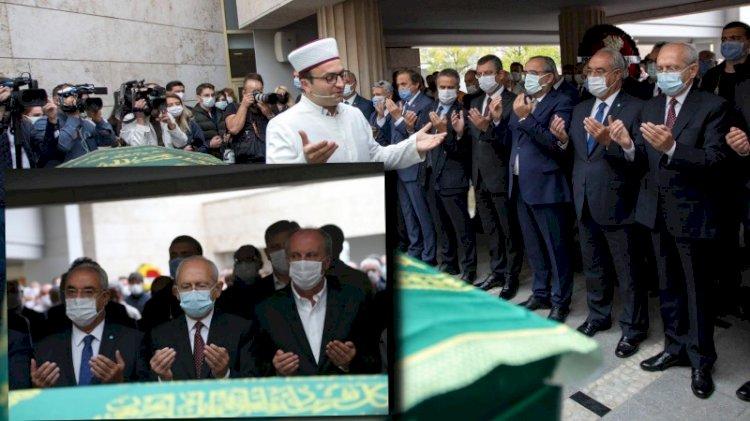 CHP'den Muharrem İnce'ye sansür