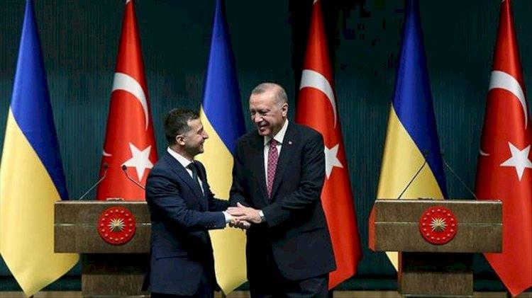 Ukrayna Devlet Başkanı Zelenskiy: Türkiye ile ilişkiler benzeri görülmemiş bir seviyede
