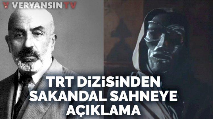 Payitaht Abdülhamid'den 'Mehmet Akif Ersoy' açıklaması