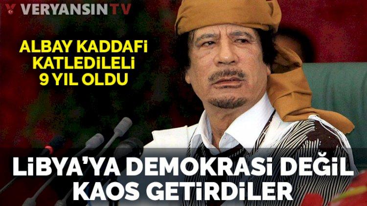 Muammer Kaddafi kimdir? Ölüm yıl dönümünde Muammer Kaddafi