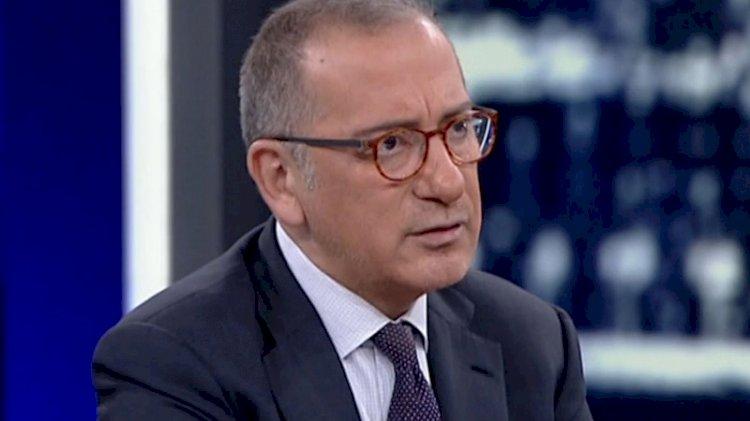 Fatih Altaylı'dan Sağlık Bakanı'na: 500 liraya test yaptırdım, ekstremi gönderebilirim