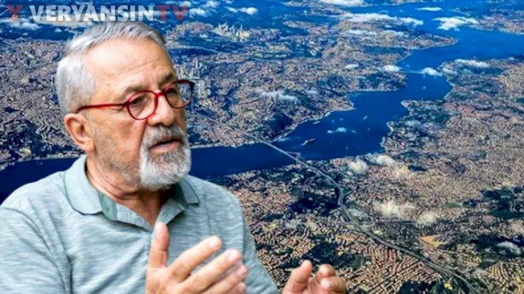 Prof. Dr. Naci Görür açıkladı! İşte İstanbul'da en riskli deprem yerleri!