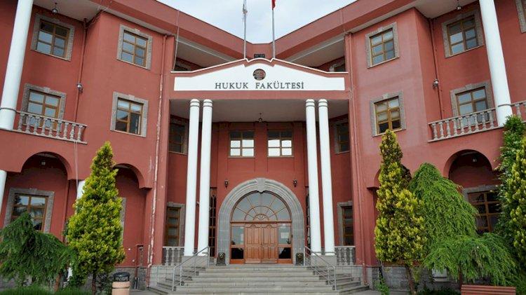 Bakan Gül'den hukuk fakülteleri için yeni talep