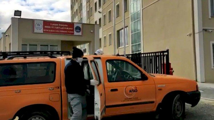 Koronavirüslü kişi dayısının HES kodu ile seyahat ederken yakalandı