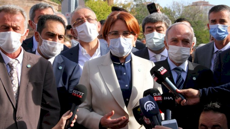Akşener'den 'Buğra Kavuncu' açıklaması: Akla kara birbirinden ayrılacak