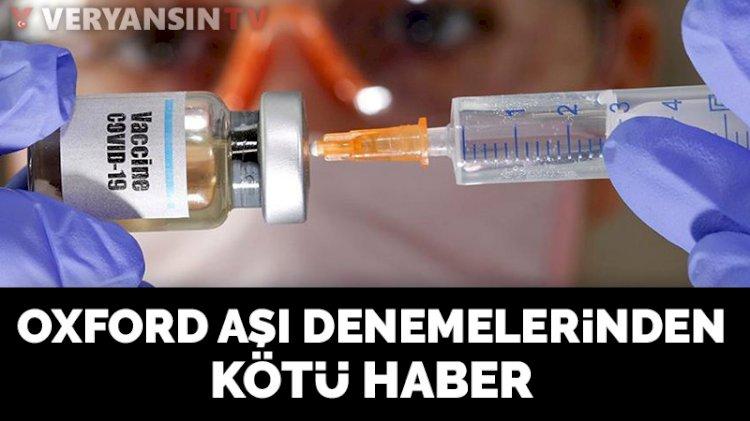 Oxford aşı denemelerine katılan Brezilyalı gönüllü yaşamını yitirdi