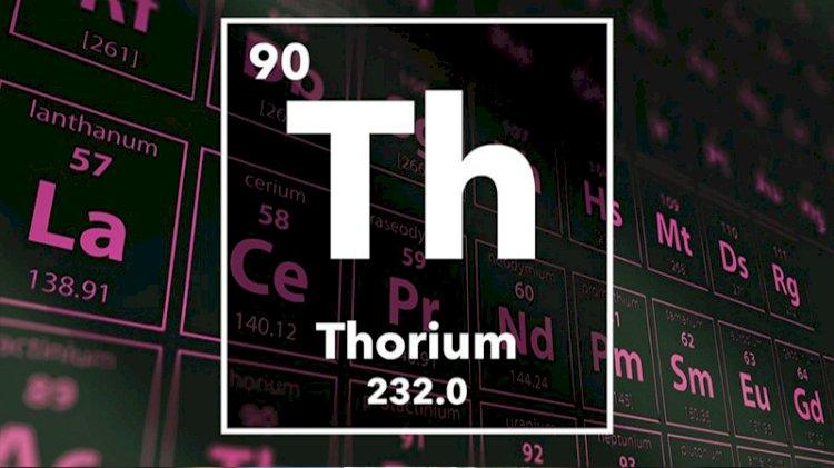 Toryum, Türkiye'nin 100 yıllık enerji ihtiyacını karşılayacak