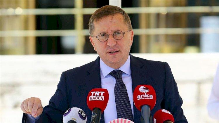 İYİ Partili Türkkan: Buğra Kavuncu ne kadar Enver Altaylı ile görüşüyorsa Ümit Özdağ da görüşüyordu