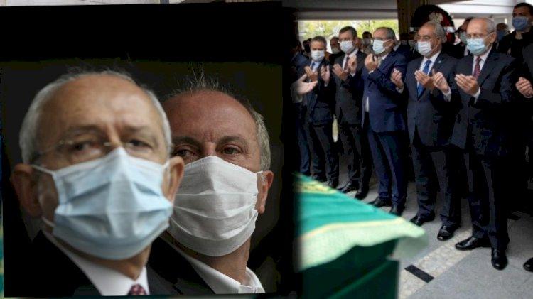 Sansürlenen fotoğraf kavga çıkardı! Muharrem İnce'den Kılıçdaroğlu'na sert sözler