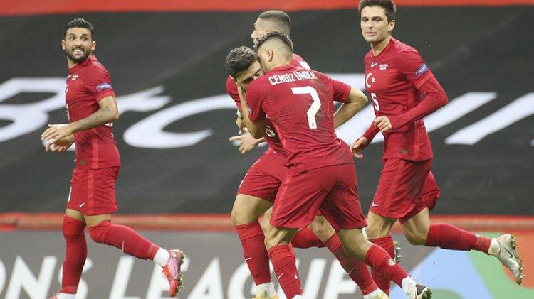 FIFA dünya sıralaması açıklandı, Türkiye geriledi