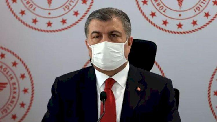 Sağlık Bakanı Koca, 'Risk devam ediyor' diyerek 4 ilin verilerini açıkladı