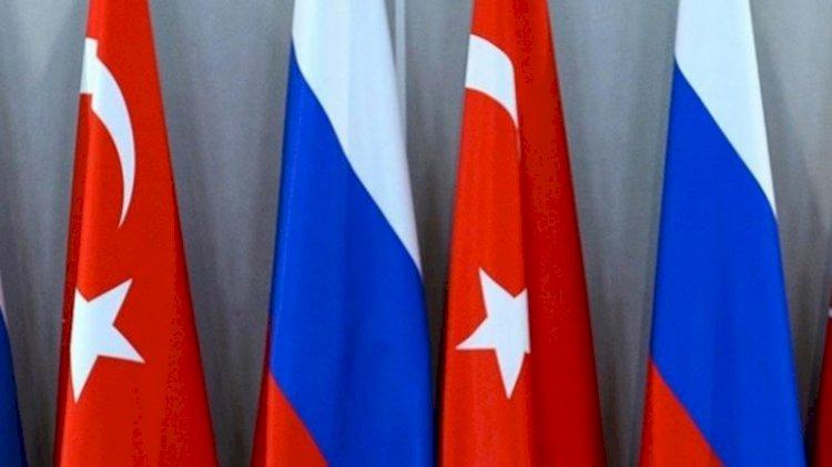 Türk ve Rus yetkililerden Moskova'da kritik görüşme