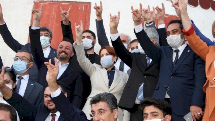 MHP ile İYİ Parti arasında 'bozkurt' kavgası... Fotoğraf olay çıkardı