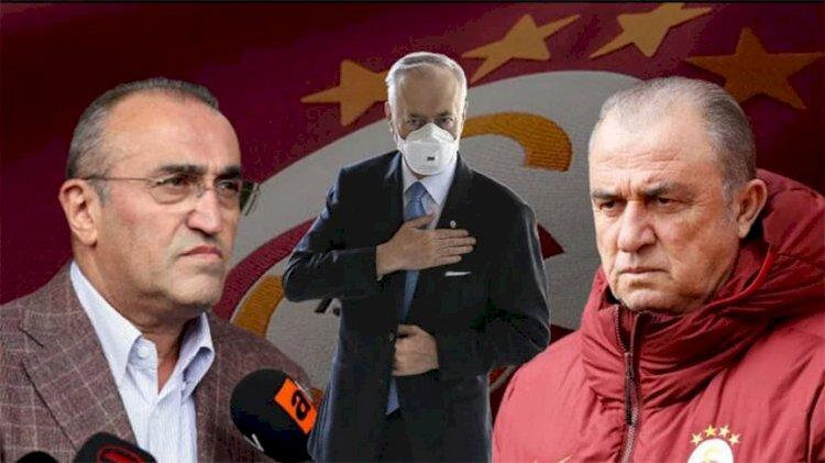 Galatasaray'da şok istifa kararı