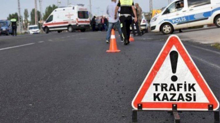 Sivas'ta işçi servisi kaza yaptı: Yaralılar var