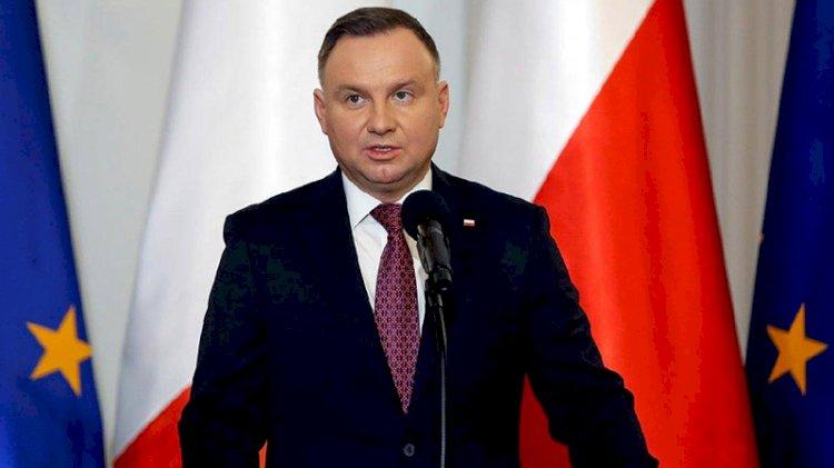 Polonya Cumhurbaşkanı'nda korona çıktı