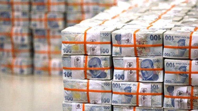 217 milyon lira bankalarda unutuldu