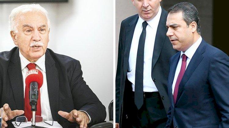 Doğu Perinçek'ten Hakan Fidan'a 'Akşener' sorusu... 'Hiç olacak şey değil!'