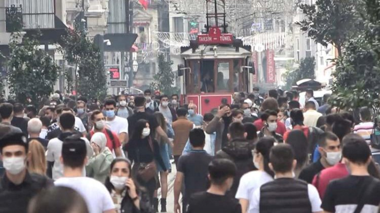 Vakaların yüzde 40'ının bulunduğu İstanbul kural dinlemiyor