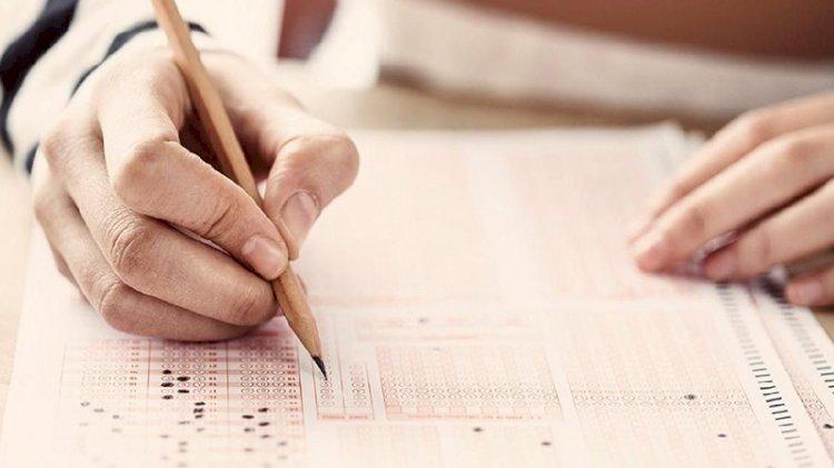 Bakanlık sınavında 80 sorudan 40'ının cevabı A şıkkı çıktı
