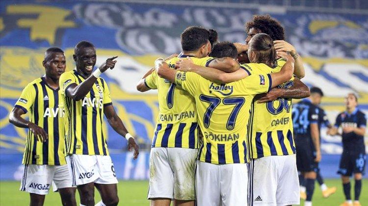 Fenerbahçe'den Trabzonspor karşısında muhteşem geri dönüş
