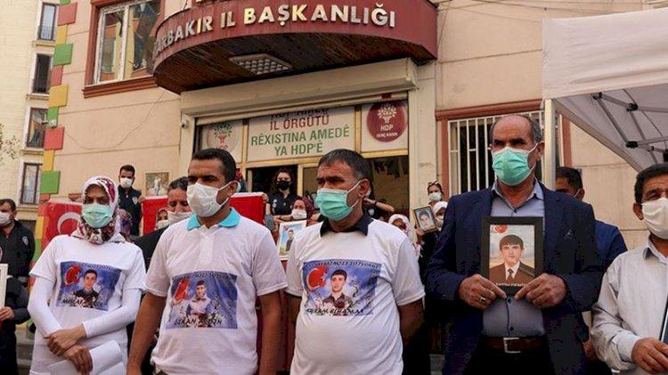 Diyarbakır annelerinden HDP'li Beştaş'a tepki: Siz bizim vekilimiz olamazsınız
