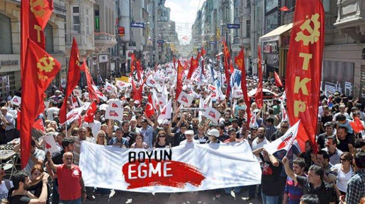 Türkiye Komünist Partisi, 29 Ekim'de Cumhuriyet için yürüyecek