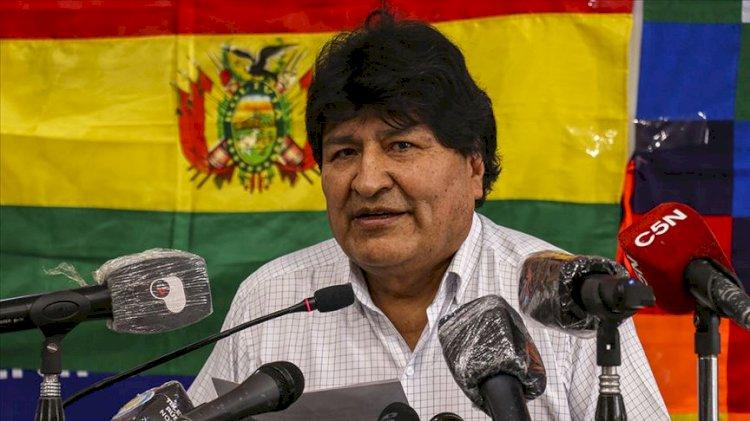 Morales hakkındaki yakalama kararı kaldırıldı