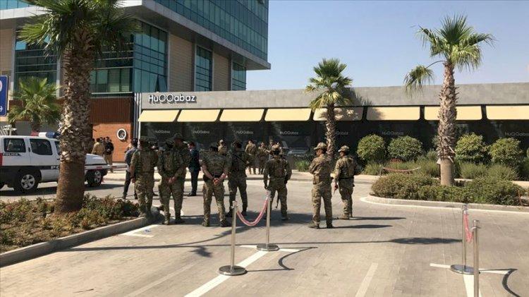 Erbil'de yabancı diplomatlara saldırı iddiası