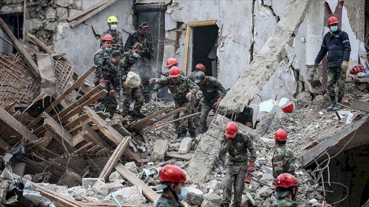 Ermenistan Berde şehrine saldırdı: 4 sivil yaşamını yitirdi