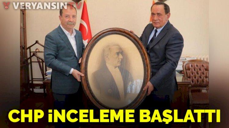 CHP'den, Alaattin Çakıcı'yı ağırlayan başkan hakkında inceleme