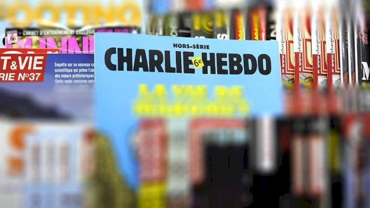 Charlie Hebdo'ya 'Cumhurbaşkanı'na hakaret' soruşturması