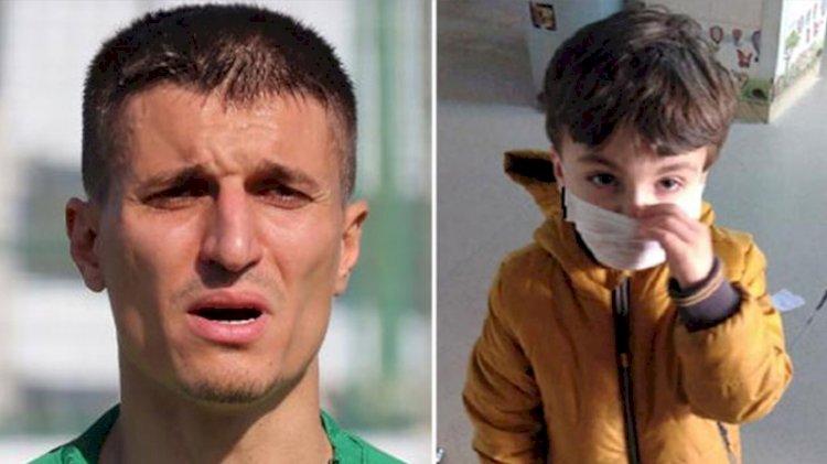Oğlunu öldürmekle suçlanan eski Süper Lig futbolcusu, mahkemede savunma yapmadı