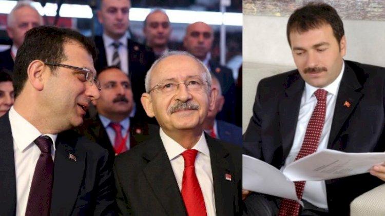 İmamoğlu'nun atadığı İBB yöneticisi Kılıçdaroğlu'nu topa tuttu