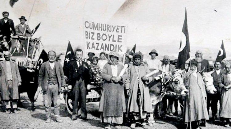 Türkiye Cumhuriyeti 97 yaşında...