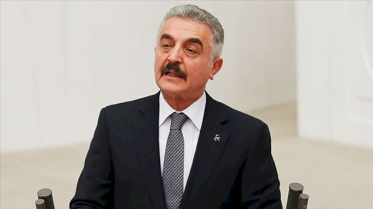 MHP, Davutoğlu'na 'Dolmabahçe görüşmesi'ni hatırlattı