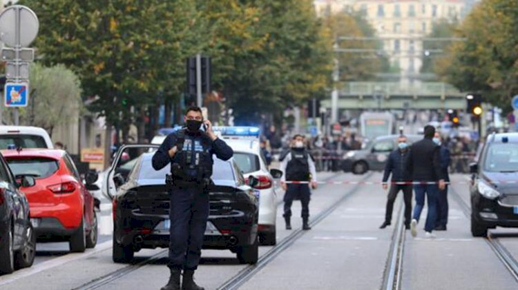 Türkiye'den Fransa'daki saldırıya kınama