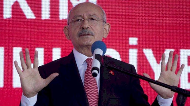 Kılıçdaroğlu'ndan Erdoğan'a 'çanta' yanıtı