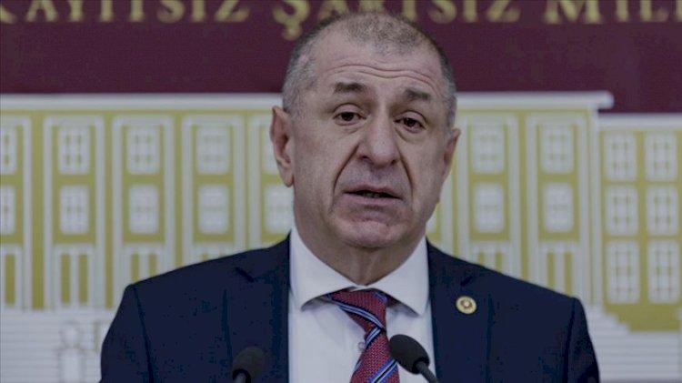 Disipline sevk edilen İYİ Partili Ümit Özdağ'dan 'FETÖ' açıklaması