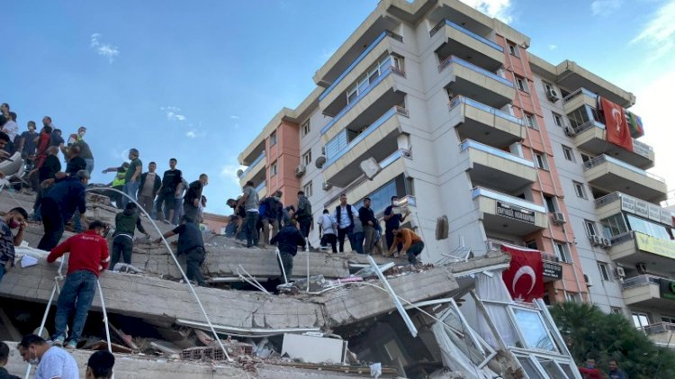 Kandilli'den İzmir için artçı uyarısı... 6'ya kadar çıkabilir!