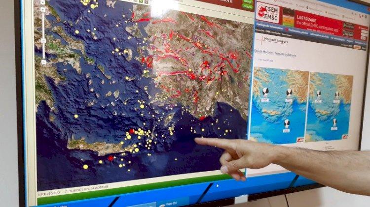 Prof. Dr. Sözbilir: Yıkıcı depremler yaklaştı
