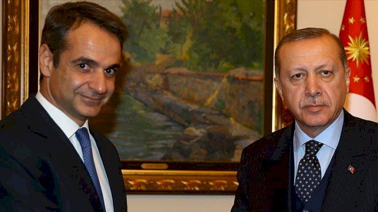 Yunanistan Başbakanı Erdoğan'ı aradı