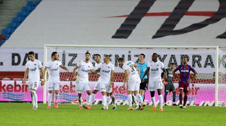 Trabzonspor yine yenildi