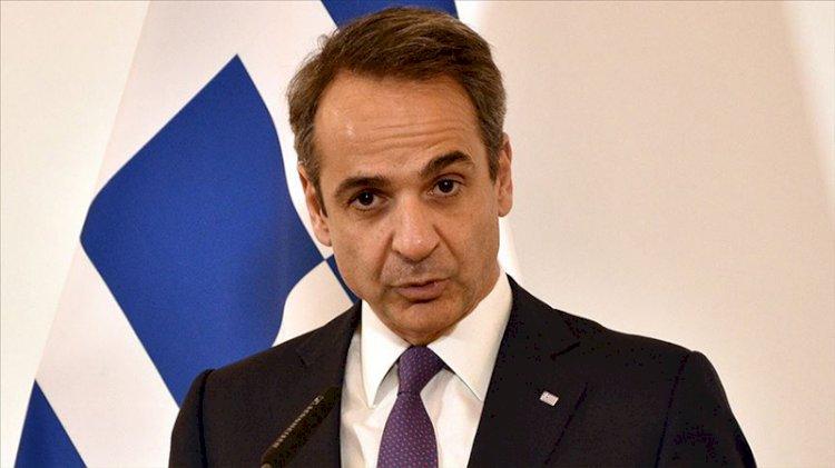 Yunanistan Başbakanı Miçotakis'ten birlik mesajı