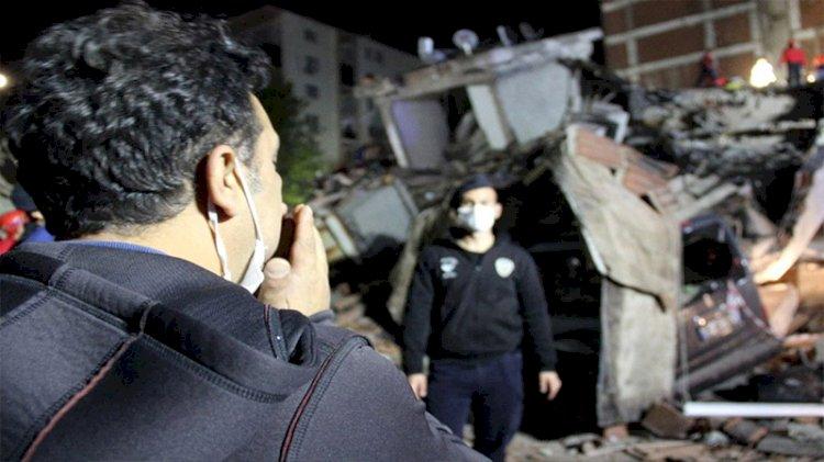 İzmir Tabip Odası Genel Sekreteri eşi ve iki çocuğunu depremde kaybetti