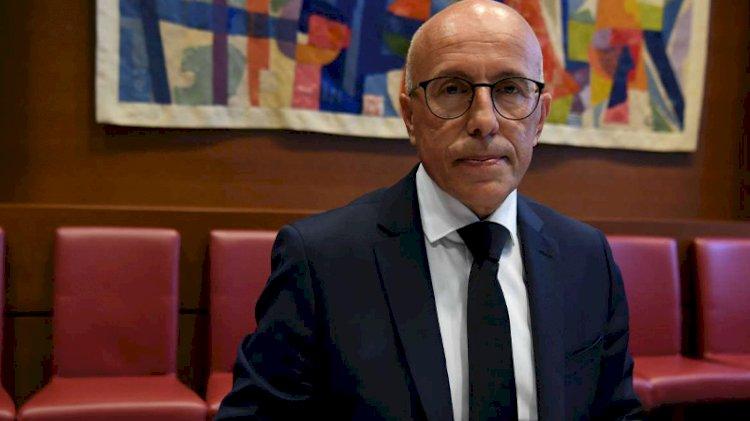 Fransız milletvekili Eric Ciotti'den hadsiz sözler: Türkleri sınır dışı edelim