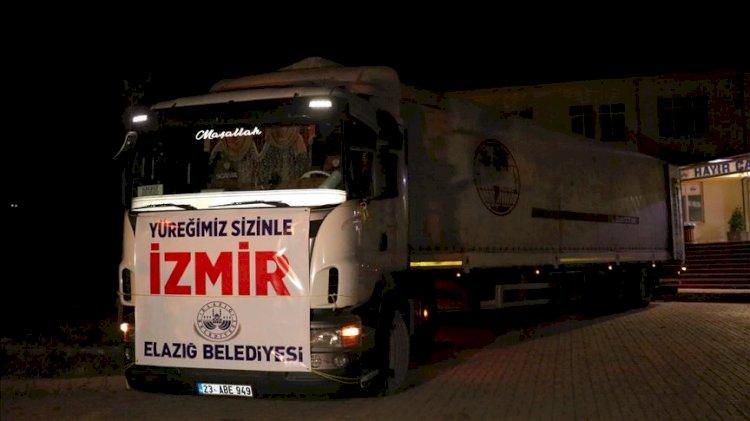 'Türkiye İzmir için tek yürek'